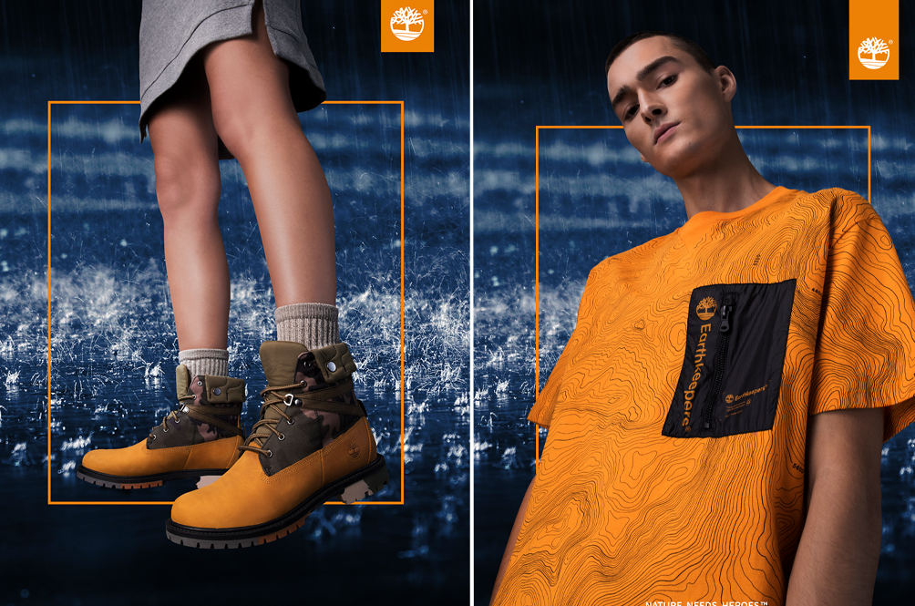 entrenador derrota oro  Timberland Launches A New Line Made From Recycled Material, And It's  Awesome! | Lifestyle | Rojak Daily