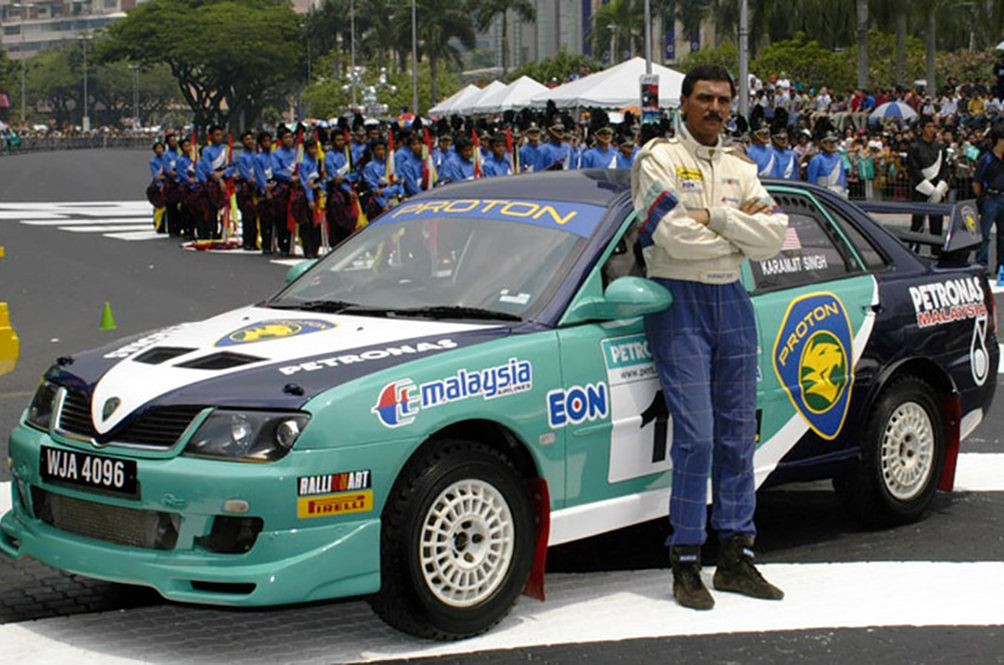 Local Rally Legend Karamjit Singh Forced To Sell Car, Become E-Hailing Driver To Make Ends Meet