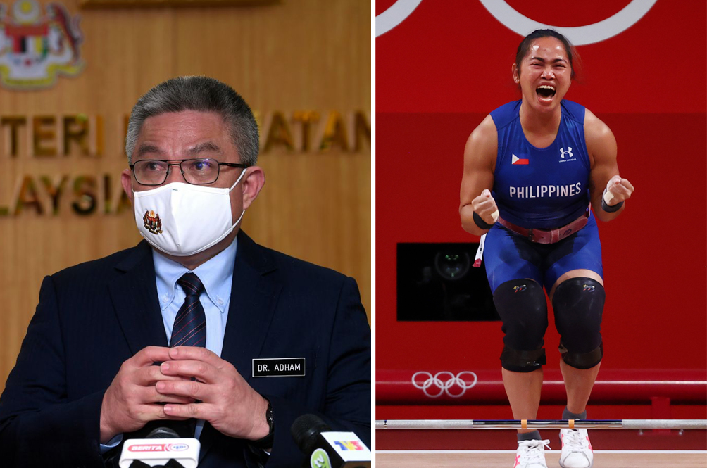 Health Ministry Claims Some Credit For Helping The Philippines Win Their First Olympics Gold Medal