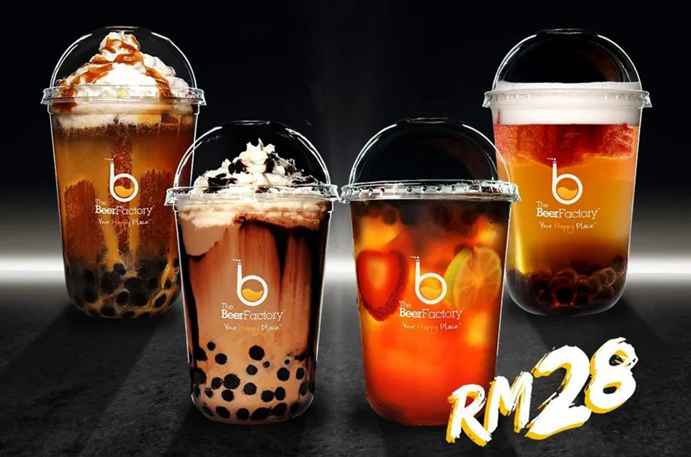 Boba Beer Is Proof That The Bubble Tea Trend Has Gone Too Far