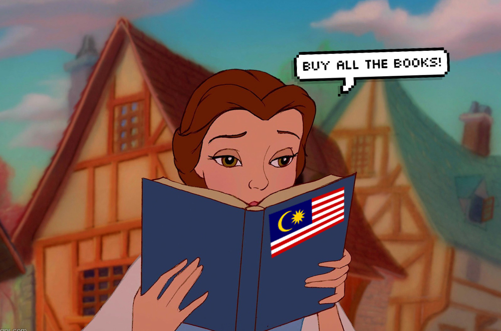 Malaysians Are One Of The Highest Spenders In The World When It Comes To Buying Books