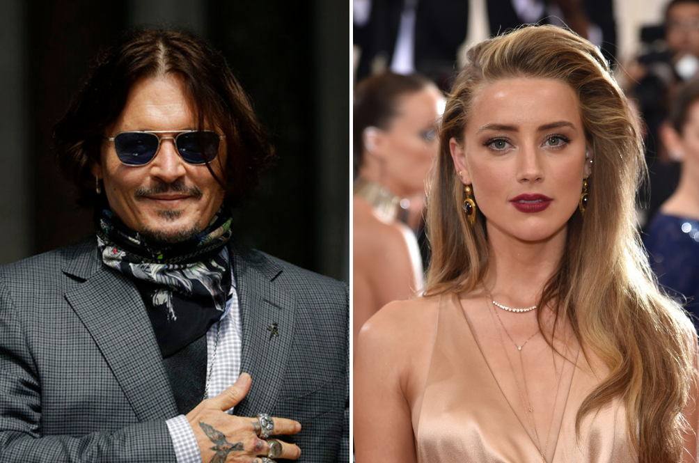 Counter-Attack: Johnny Depp Wins The Right To Sue Amber Heard For RM212 Million