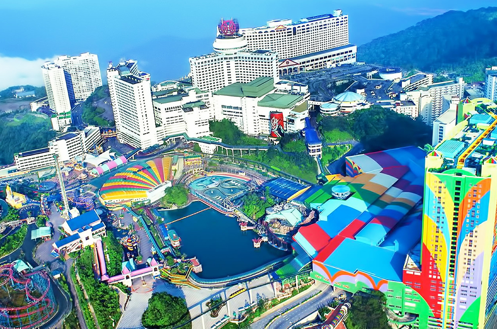 Genting Plans To Open Outdoor Theme Park By January 2019, Says CEO