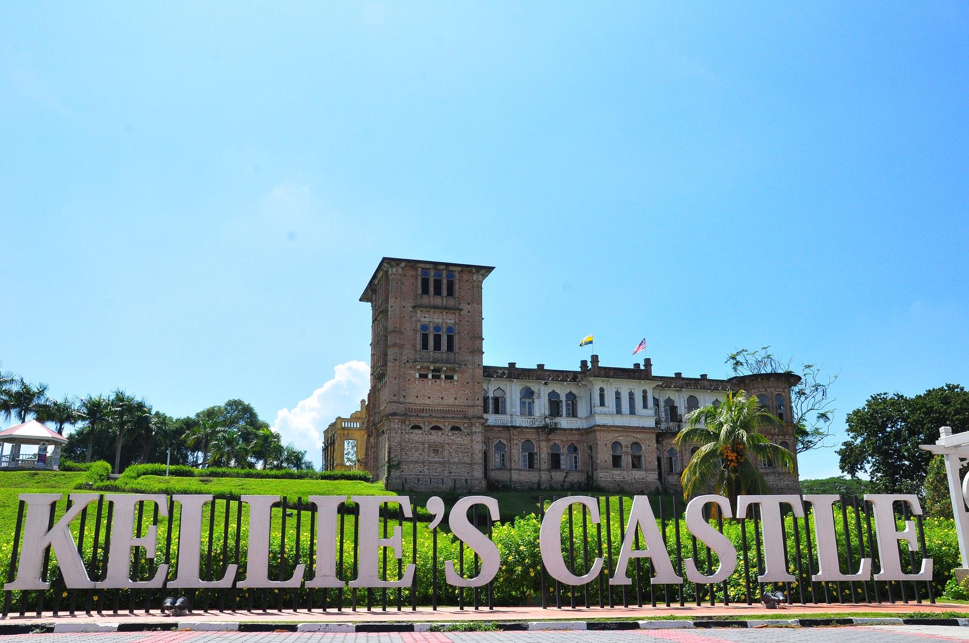 As old as Kellie's Castle.