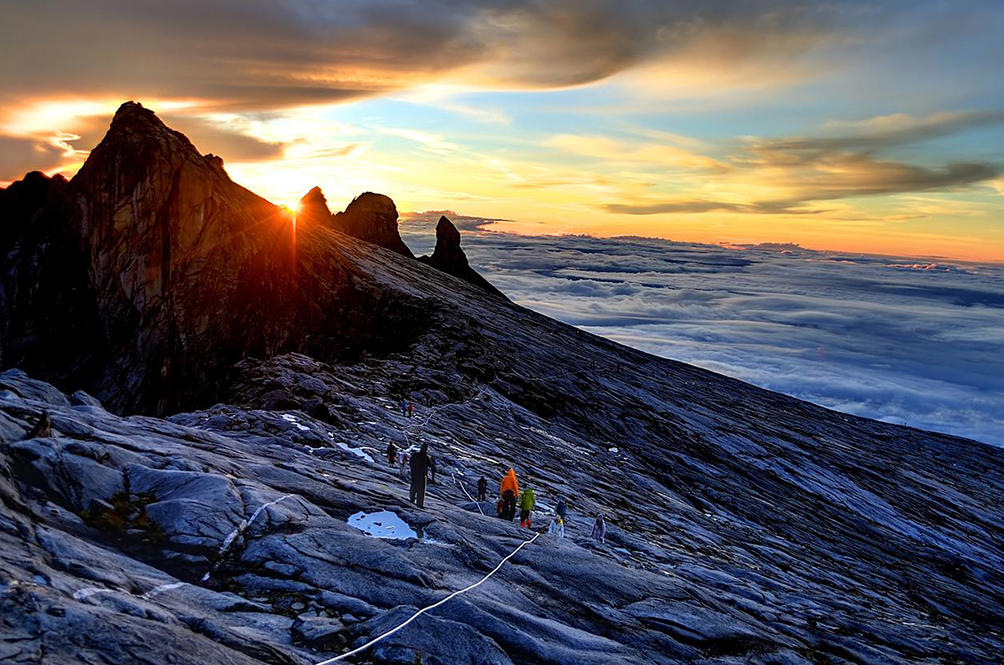 This M'sian Mountain Has One Of The Most Epic Hikes In The World, Says Lonely Planet