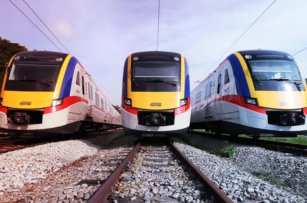 There Will Be No KTM Interstate And Intercity Train Services During The MCO Period