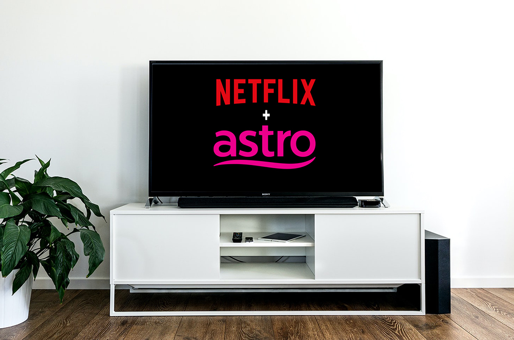 The Netflix x Astro Partnership: Here's What It Is About