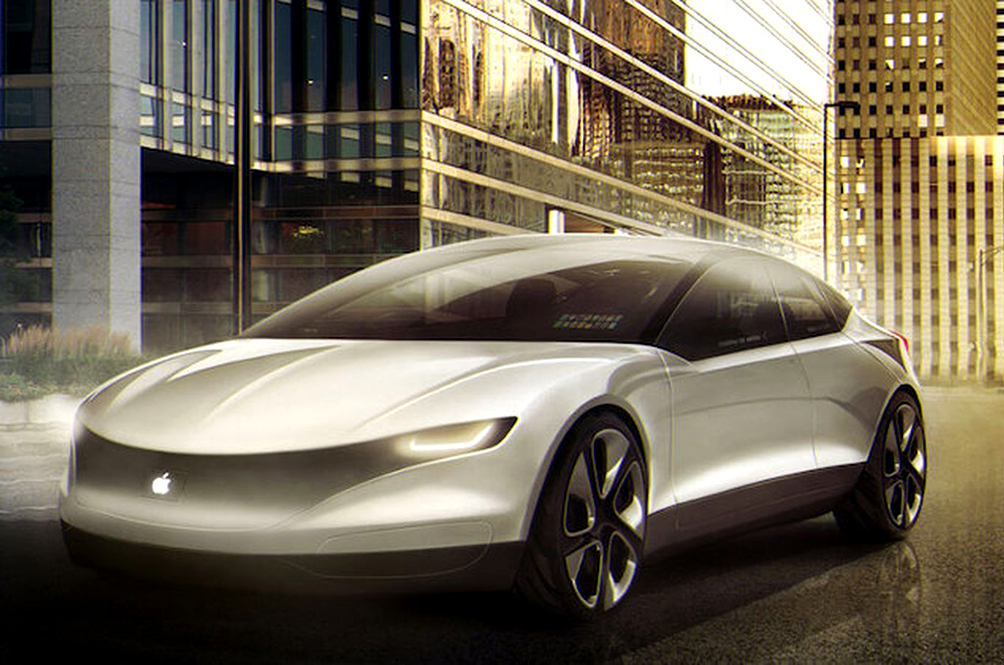 Be Prepared To Sell All Your Organs, Because An Apple Car Could Come As Soon As 2024