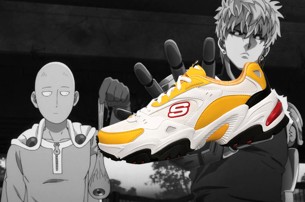 Become A Hero With The Skechers X One Punch Man Collection, Now Available In Malaysia