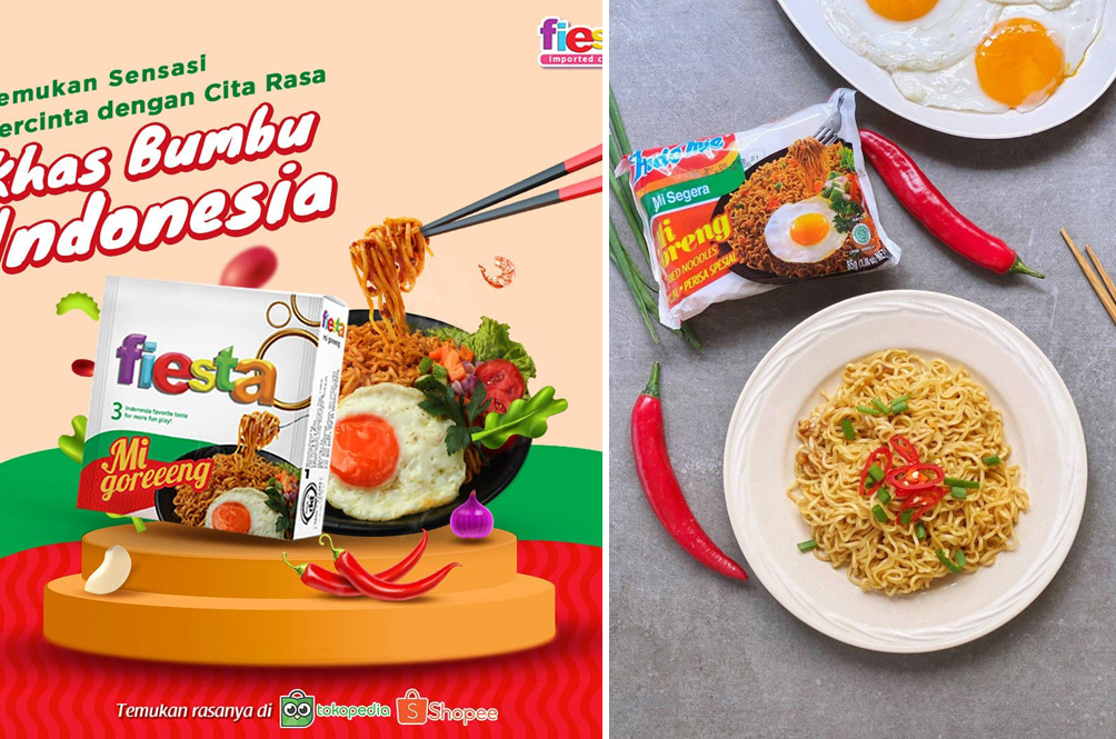 Yup, Mee Goreng-Flavoured Condoms Inspired By Indomie Now Exist