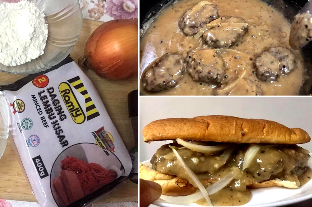 We're Lovin' It: Malaysian Shares Viral Prosperity Burger Recipe That You Can Try At Home