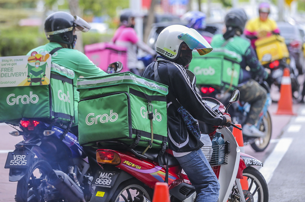 Between March To June 2020, Over 150 Delivery Riders Were Involved In Road Accidents