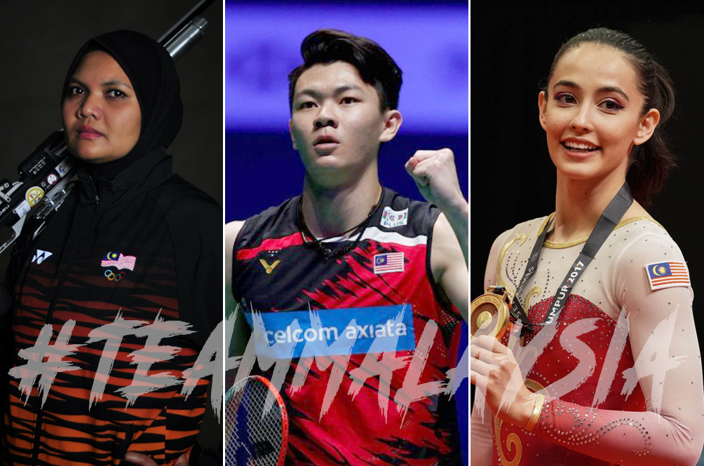 Here Are All The Athletes Who Will Be Representing Malaysia At The 2020 Tokyo Olympics