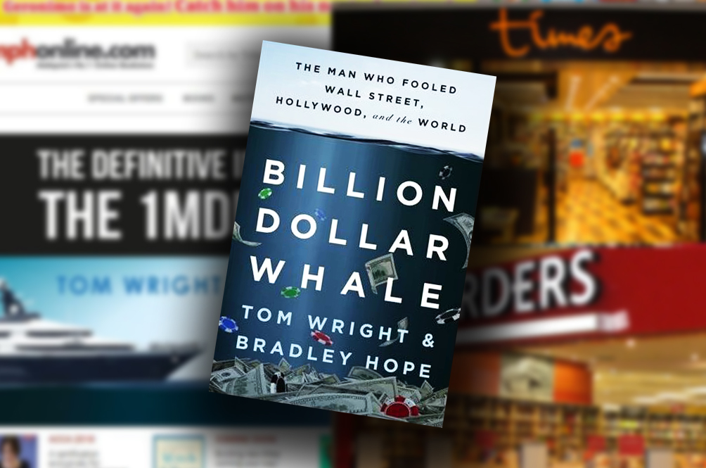Want To Get 'Billion Dollar Whale'? Here's Where You Can Buy It Online