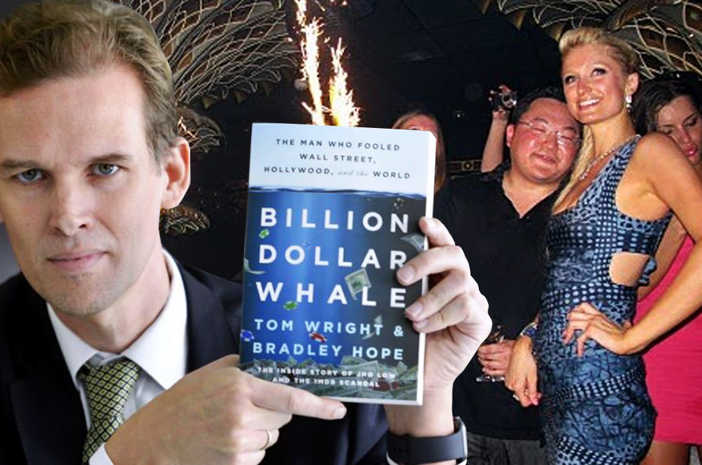 5 New Things We Learned About Jho Low, 1MDB Scandal From 'Billion Dollar Whale' Author Tom Wright
