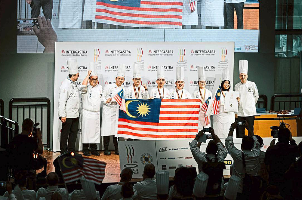 Our National Youth Culinary Team Wins Gold And Silver Medal At German Culinary Olympics