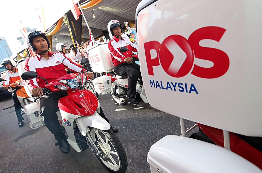 Pos Malaysia Is Offering Delivery Rider Positions With Commissions Of Up To RM6,000 A Month
