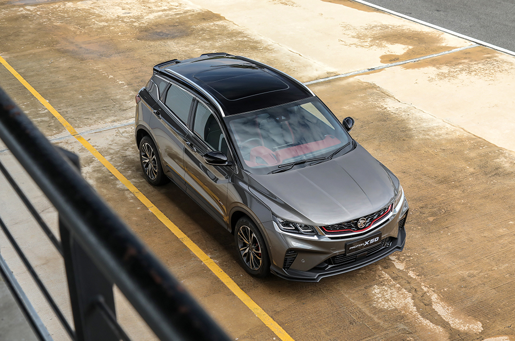 Proton Confirms That They Have Received Over 20,000 Bookings For The X50 In Just Two Weeks