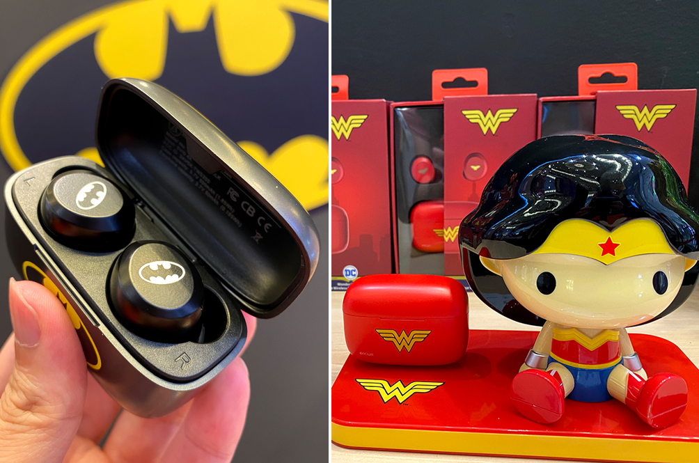 Local Electronics Brand Launches Limited Edition DC Products And They Are Pretty Super