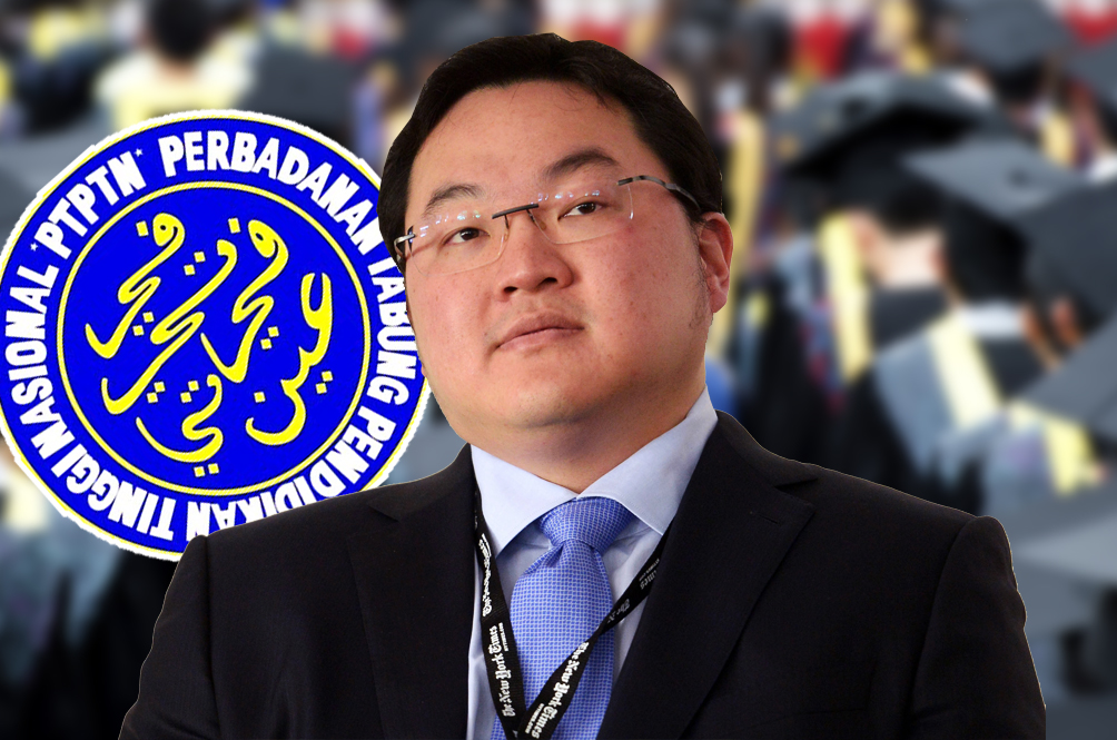 No PTPTN Deferment In Budget 2019? You Can Blame Jho Low For That!