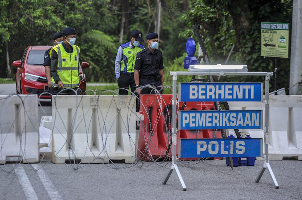 CMCO: The Government Is Mulling Putting Selangor Under Total Lockdown