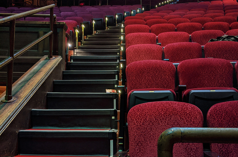 Operations Of All Cinemas In Malaysia Will Be Suspended Beginning November