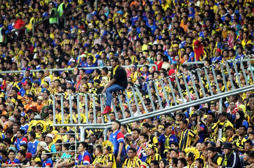 Tickets To The AFF Suzuki Cup Final In Bukit Jalil Are Still Available - For RM800 Apiece!