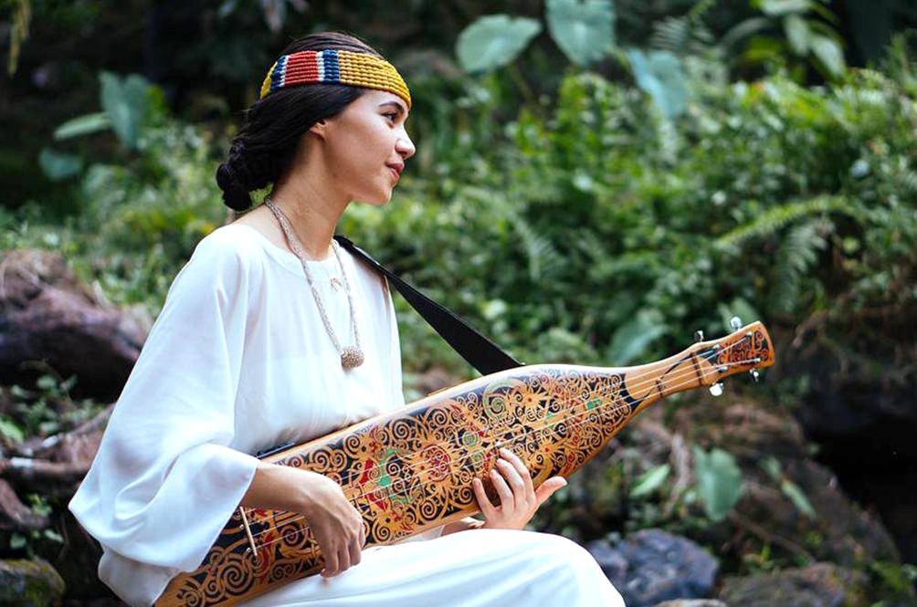 Sarawak-Born Musician Alena Murang Nominated For Two Awards At International Music Video Festival