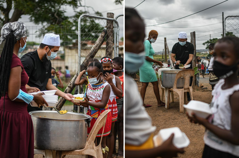Superman, AKA Ebit Lew, Is Looking To Open A Soup Kitchen In South Africa