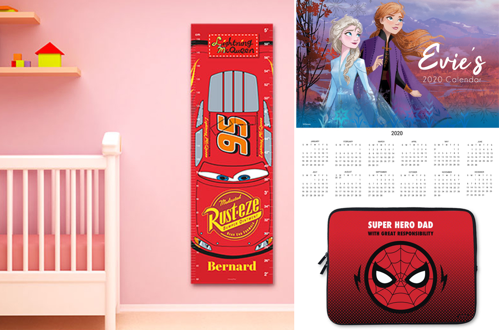 Want Some Personalised Mickey Mouse, 'Frozen' Or Marvel Gifts? Photobook Has Something For You!