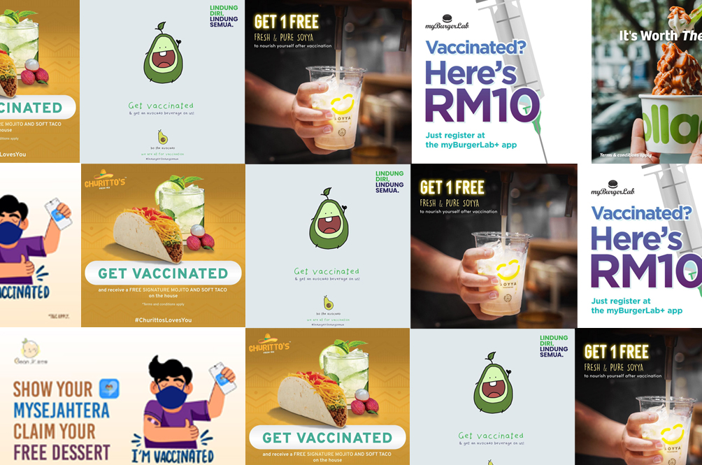 All The Free Things: 11 Brands That Are Giving Away Free Stuff To Those Who've Been Vaccinated
