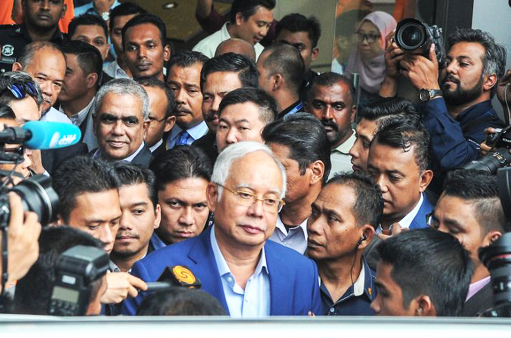 It's Still Not Over: Former PM Najib Razak Set To Face More Charges