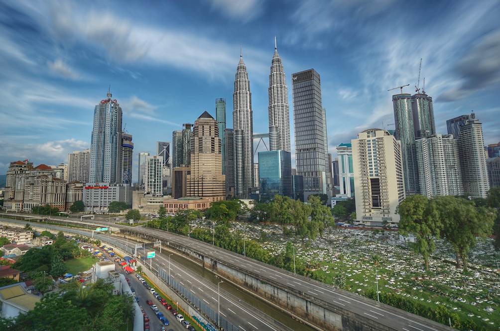 Kuala Lumpur Ranked 35th In 'Safest Cities To Live In' List