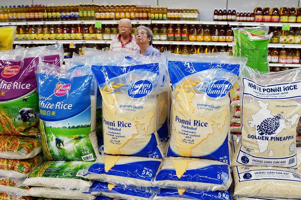 Report: Malaysia Has Enough Rice To Last Us For Two And A Half Months