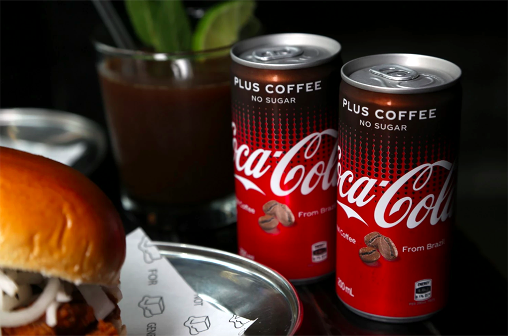 Coffee-Flavoured Coca-Cola Is Finally Available In Malaysia