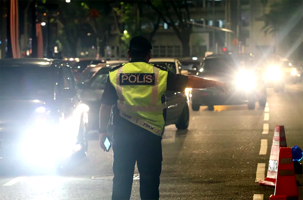 Sabah Police To Stubborn Residents: We Will Arrest You If You Ignore The Movement Control Order