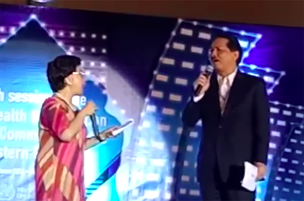 [VIDEO] Health DG Dr Noor Hisham Abdullah Wows Netizens With His Singing Skills
