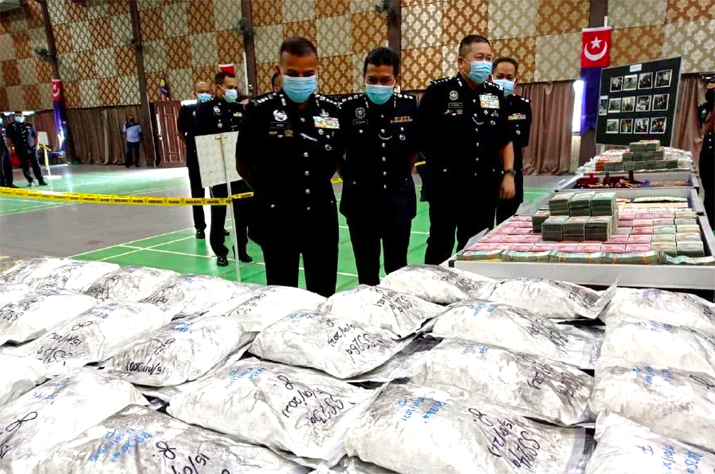 PDRM Identify Several 'Tan Sri', 'Datuk' Running Drug Cartels Using Legal Businesses As A Front