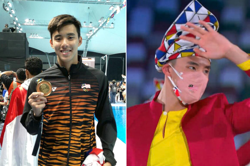 Malaysian Swimmer Becomes Internet Sensation In China Because Of His Dashing Good Looks