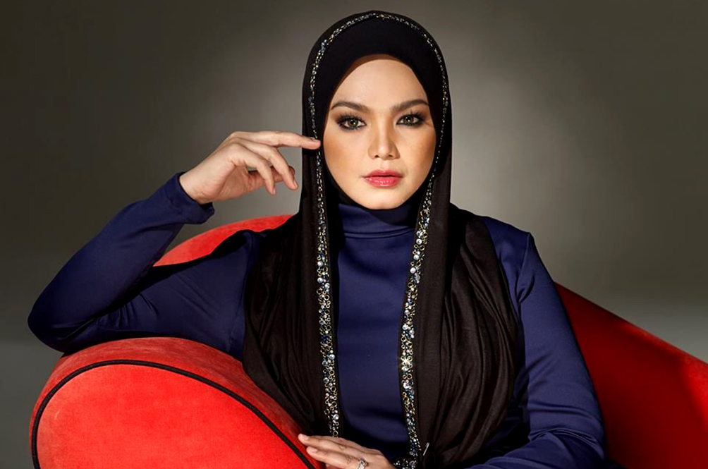 Stay Tuned, Guys! Siti Nurhaliza Is Set To Release Her New Single Soon