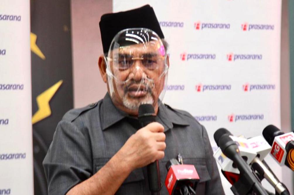 It's Official: Former Prasarana Chairman Tajuddin Is Now An Influencer!