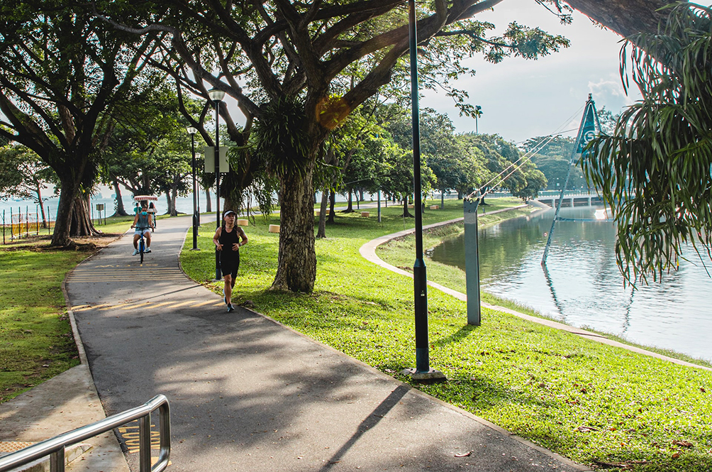 MCO 2.0: DBKL Keeps All Public Parks Open So That Those Who've Not Exercised Before Can Exercise