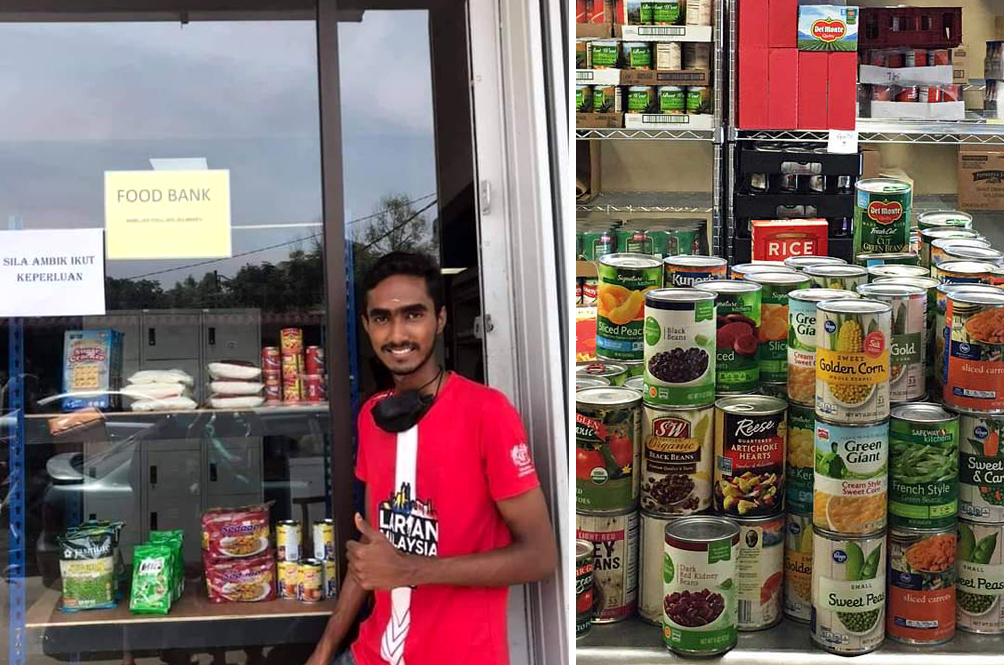NS Man Has Been Feeding The Hungry Since He Was In Form Three, Now Sets Up Two Food Banks