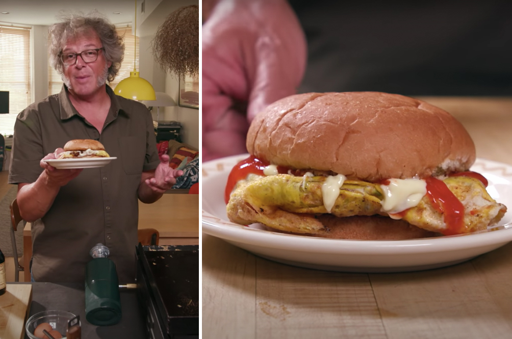 [VIDEO] American Filmmaker Wows Malaysians By Making The Iconic Ramly Burger At Home