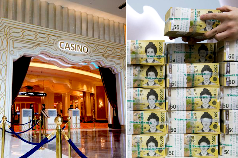 RM52mil Was Recently Stolen From A Casino In South Korea, And The Suspect Is A Malaysian Woman