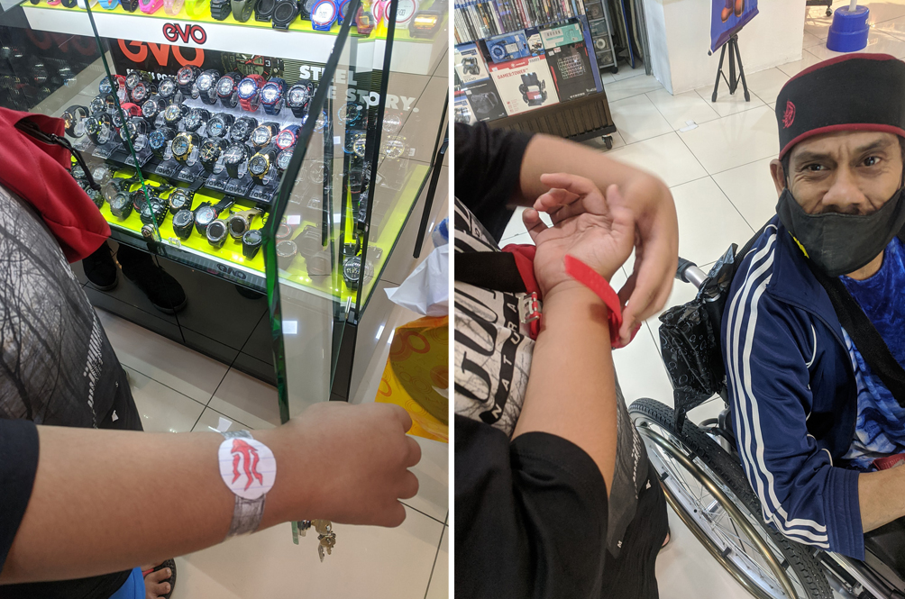 Man Buys Young Street Vendor A Watch After He Spotted Him Wearing One Made Out Of Paper