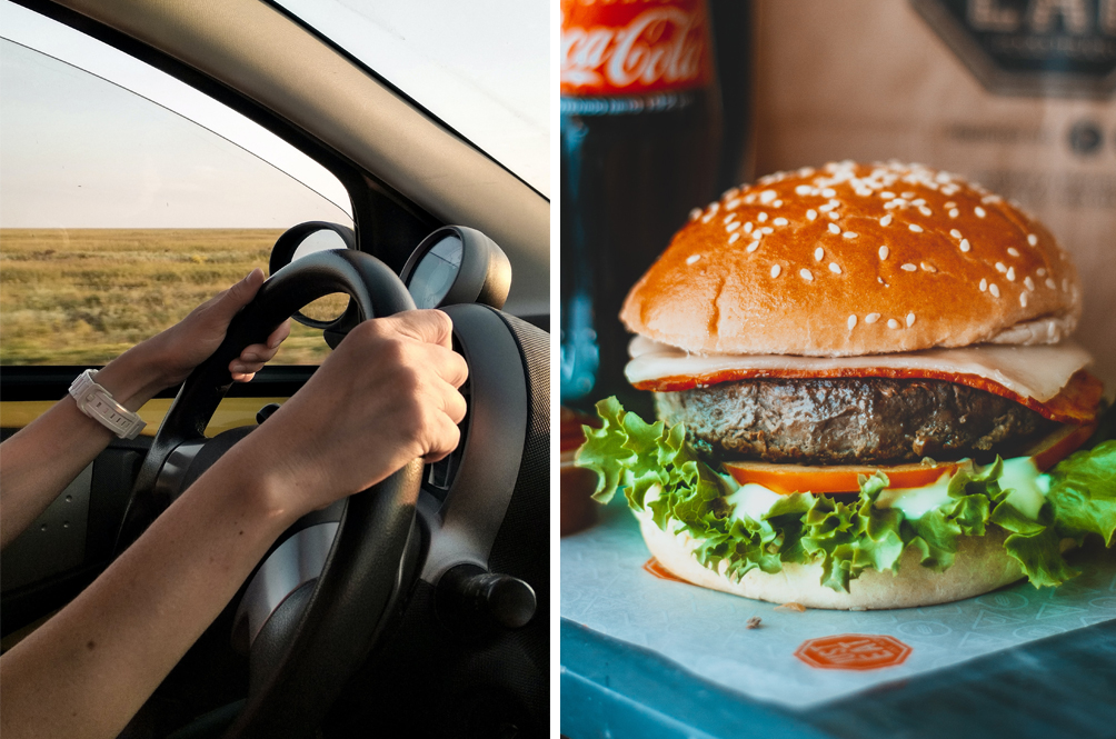 All For Food: Woman In The UK Fined For Breaking Lockdown Rules...By Driving 160km To Buy Food!