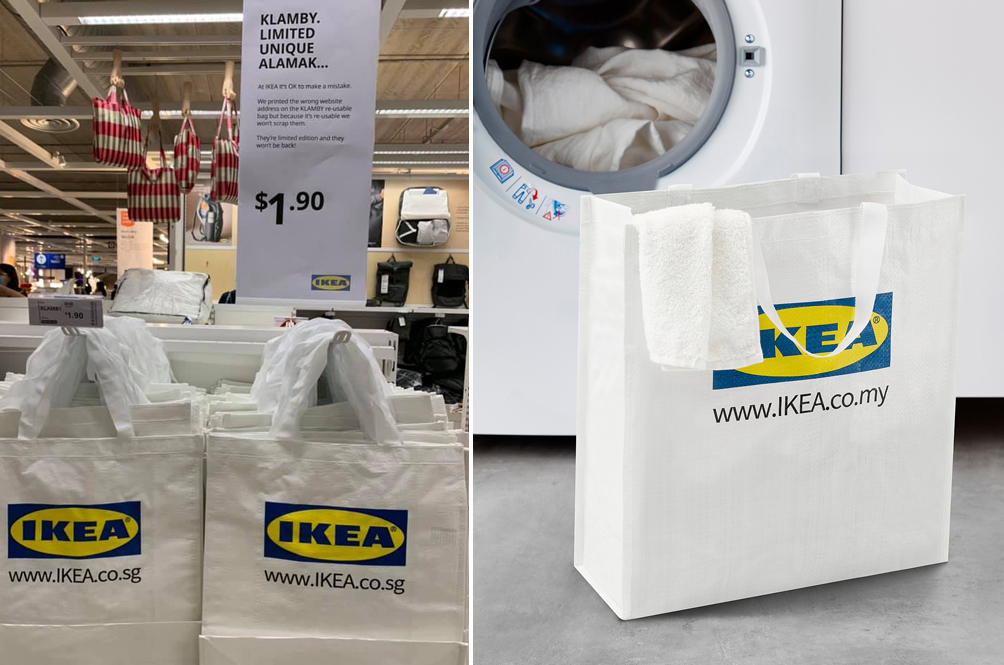 IKEA Malaysia's 'Alamak' Reusable Bag Is Set To Become A Limited Edition Item, We Guarantee It!