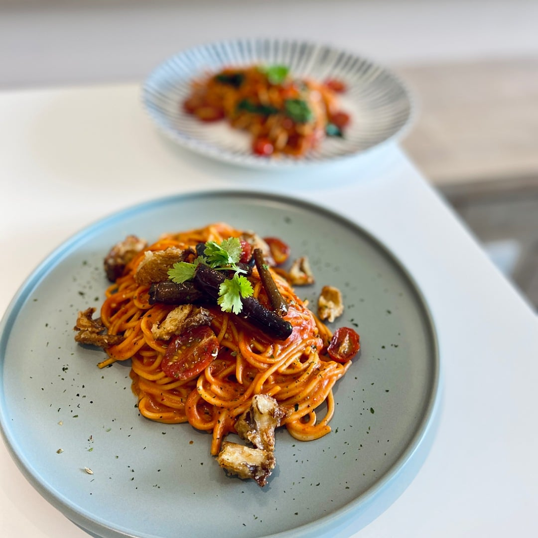 Spaghettis are not to be missed too.