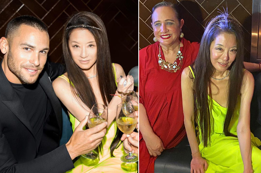 Fashion Designer Uploads Unflattering Photo Of Vera Wang From Her 72nd Birthday Party, Goes Viral